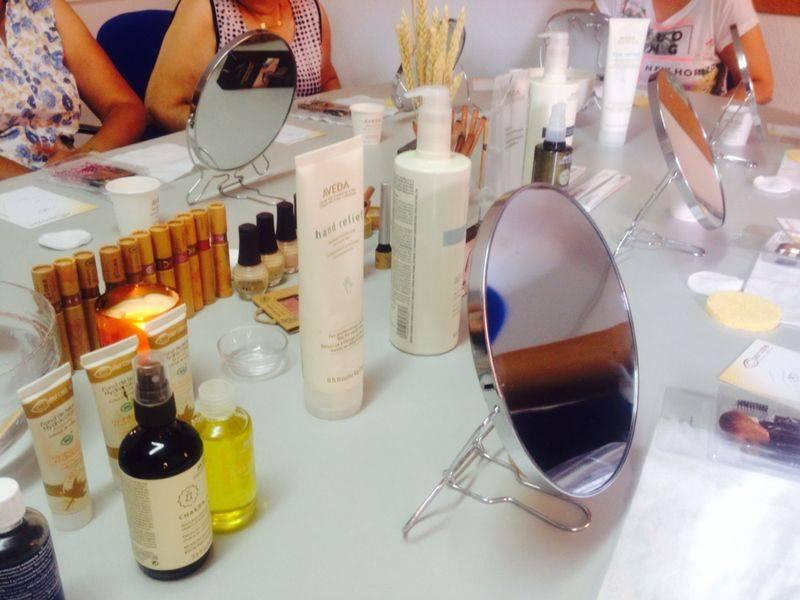 taller maquillaje para pacientes