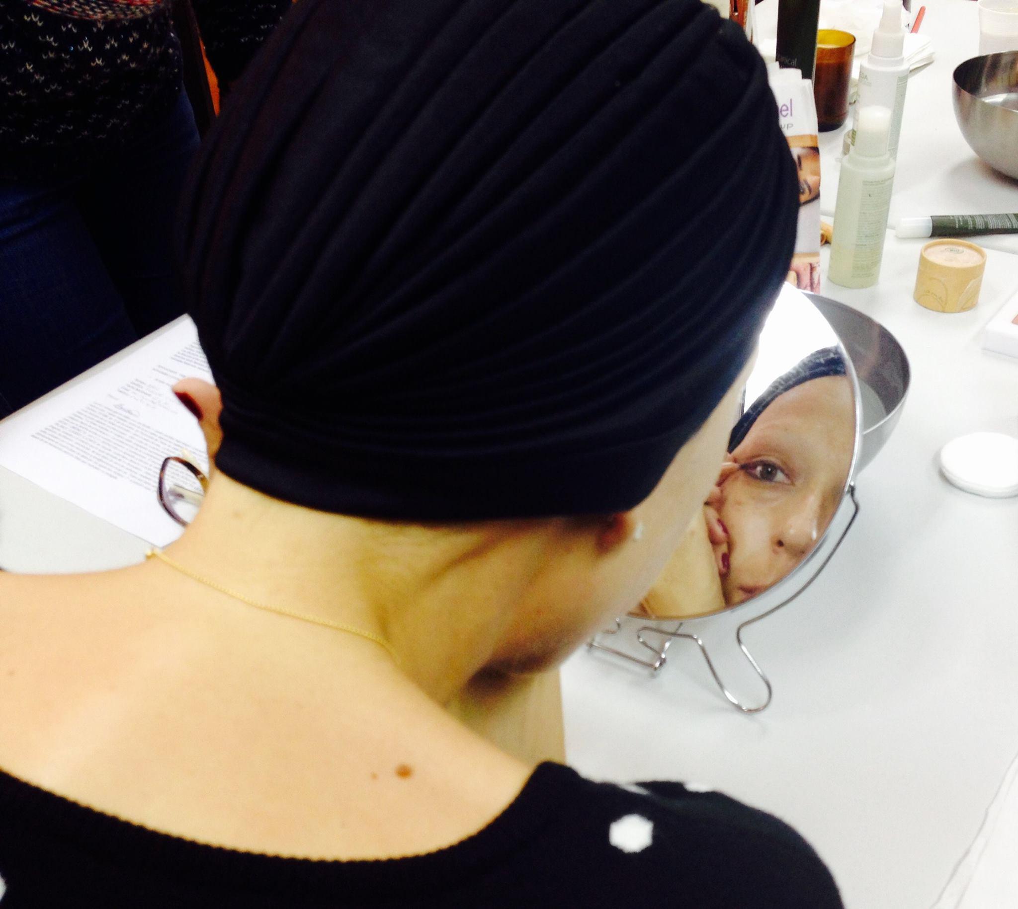 belleza y cáncer
